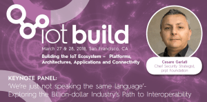 prpl at IoTBuild US 2018