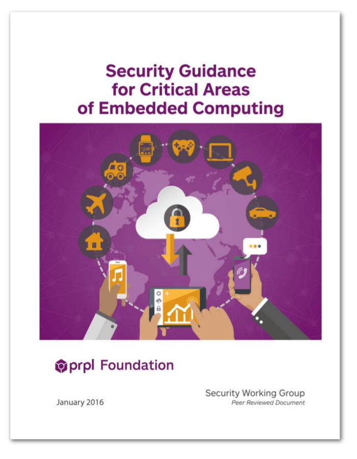Cover Security Guidance Report