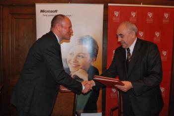 1 Jacek Murawski, Microsoft, Politechnika Wrocławska, Tadeusz Więckowski
