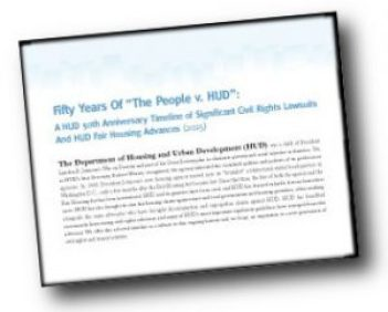 50 Years of Civil Rights History PDF Image