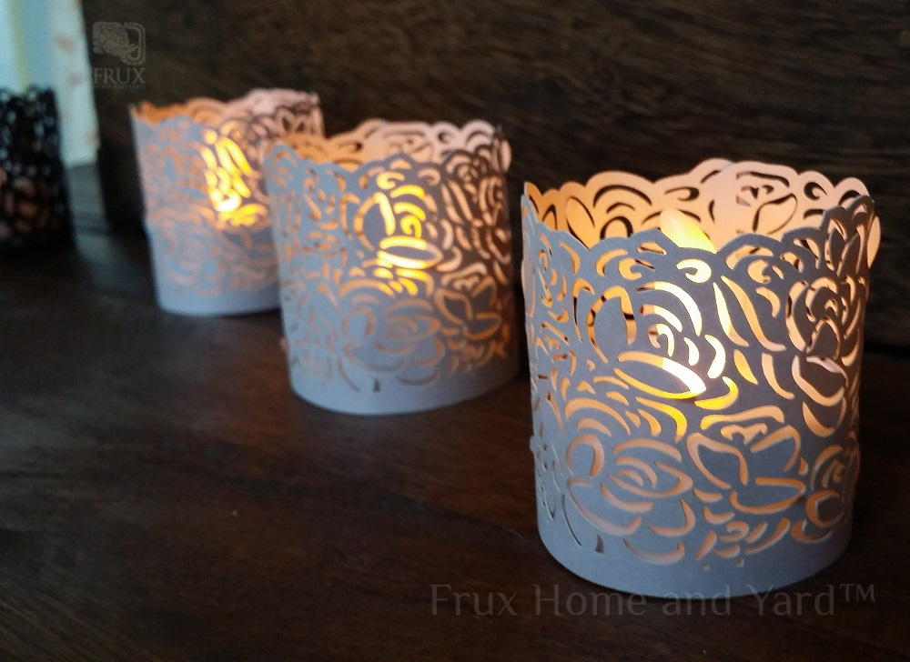 New Flameless Candles With Decorative Wraps Provide Possible Decorating Solution  prREACH Viral