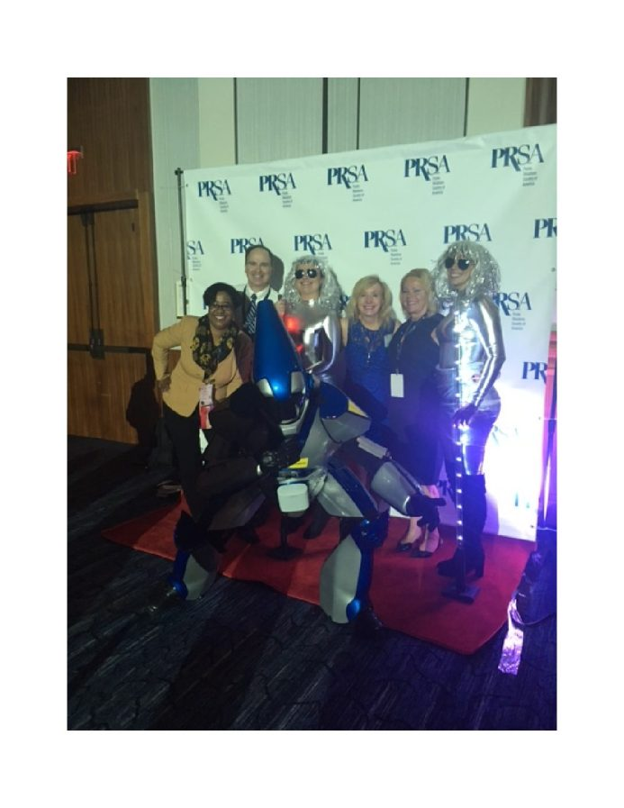 Central PA and Hampton Roads chapter members pose for a photo at Sunday Gala