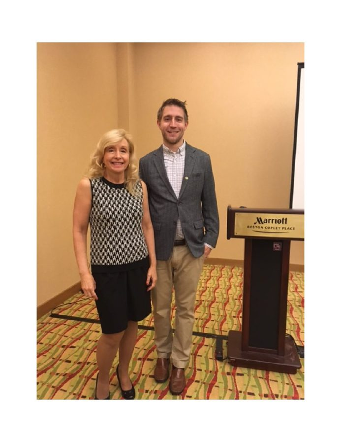 Liz Smith, APR, MBA and Greg Surber, APR presented a session on Launching District APR Boot Camps