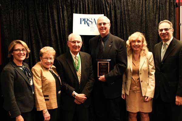 Leuschner Award