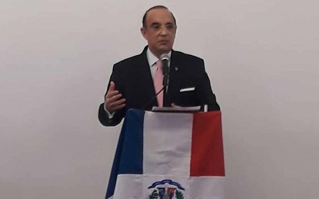Antún llama a dominicanos en el exterior empoderarse para ayudar a cambiar a RD