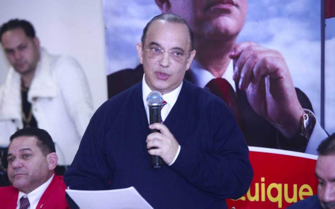"""Quique Antún dice gobiernos PLD utilizan a los dominicanos en exterior como """"vacas lecheras"""""""