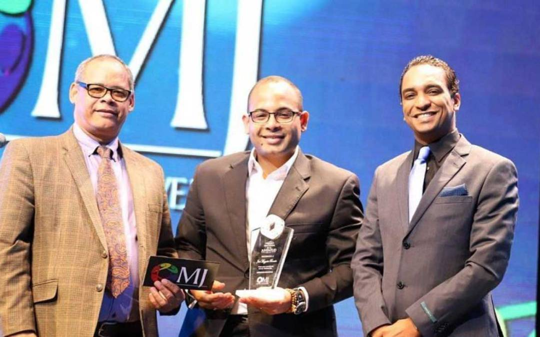 Jóvenes políticos del Partido Reformista fueron galardonado en Premio Nacional de la Juventud