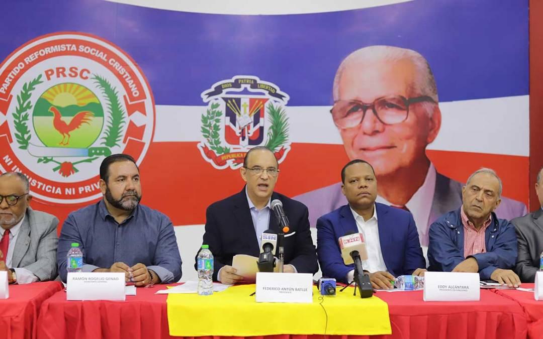 AVISO DE LA COMISIÓN DE ELECCIONES INTERNAS DEL PRSC