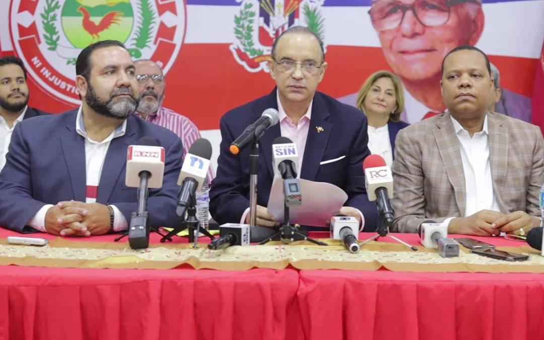 Quique Antún: Sentencia Tribunal Constitucional da fortaleza y autoridad a los partidos políticos