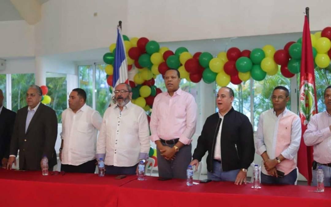 PRSC juramenta a cientos de nuevos reformistas en un masivo acto encabezado por Quique Antún
