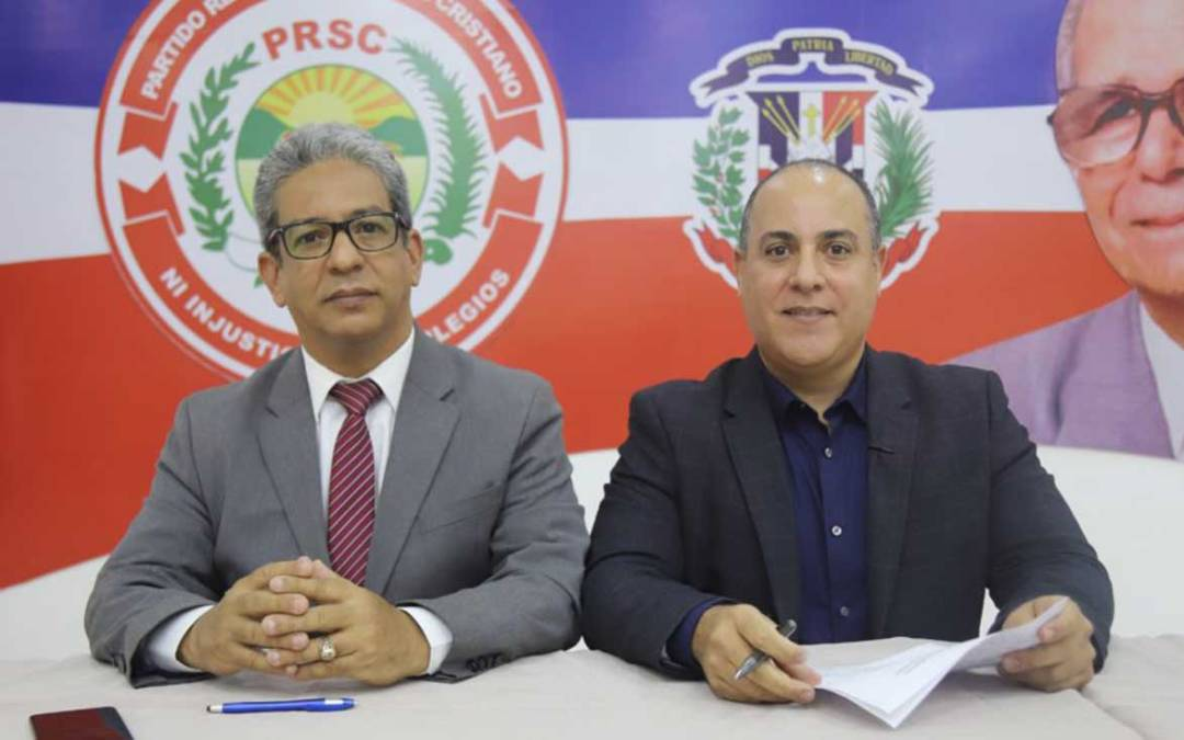 PRSC DICE: Las puertas del partido están abiertas para los ciudadanos que quieran luchar contra la corrupción y la impunidad