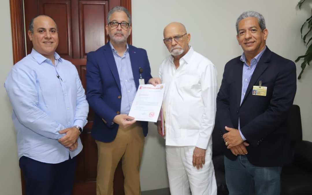 PRSC entrega a JCE su padrón de afiliados en cumplimiento ley de Partidos Políticos