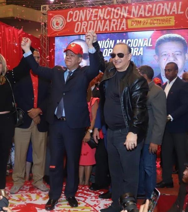 PRSC proclama a Leonel Fernández como su candidato presidencial para 2020