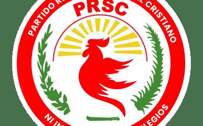PRSC seguirá en la casilla 3 de boleta electoral; TSA rechazó solicitud PRD de cambiar el orden