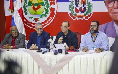 PRSC plantea OEA y la IFES asuman control de la JCE para organizar próximas elecciones