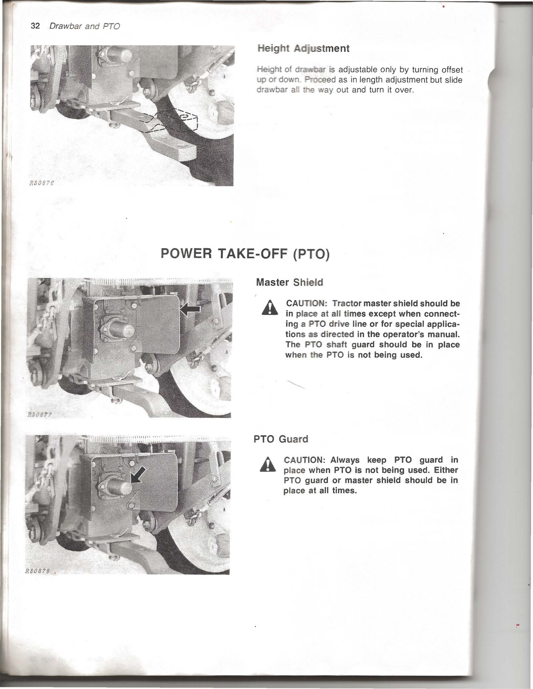hight resolution of  john deere 950 operator s manual