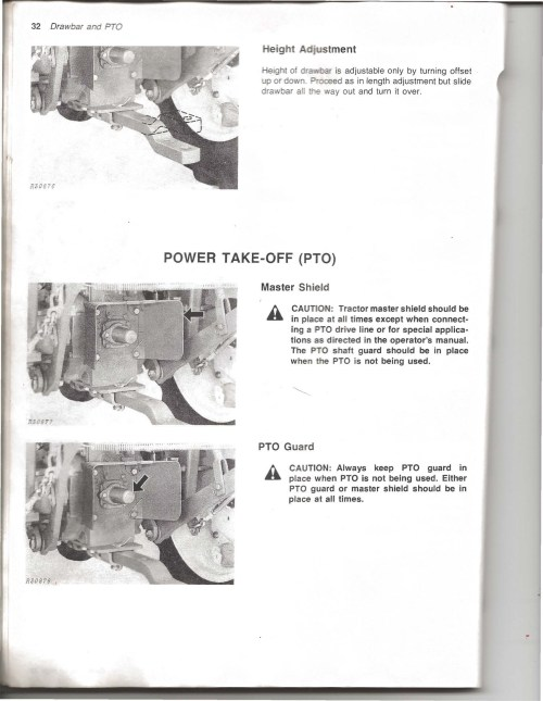 small resolution of  john deere 950 operator s manual