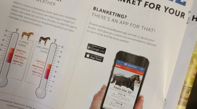 When to (Smart)blanket? There's an app for that