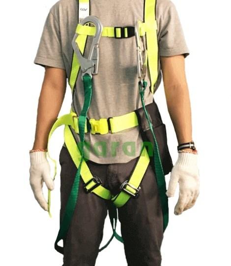 Hướng dẫn sử dụng dây đai an toàn đúng cách