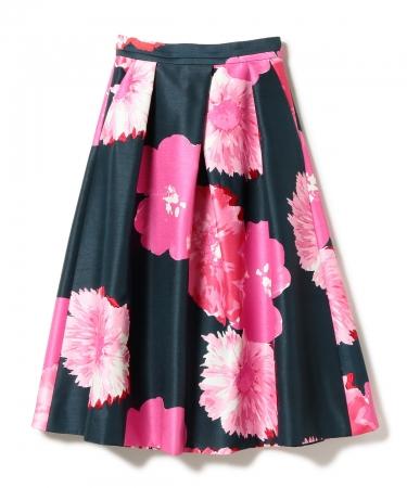 対象商品 一例:<EFFE BEAMS> シャンタン フラワープリントスカート