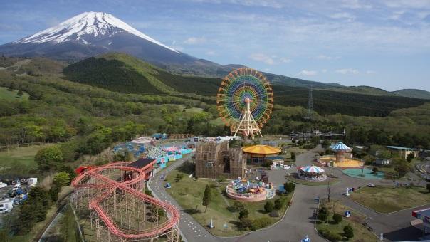 [富士山エリア] 遊園地「ぐりんぱ」