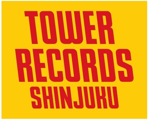 タワーレコード新宿店ロゴマーク