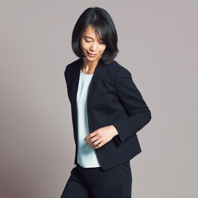 ジャケット ¥16,200(税込)