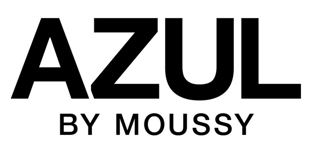 AZUL BY MOUSSY NEW LOGO