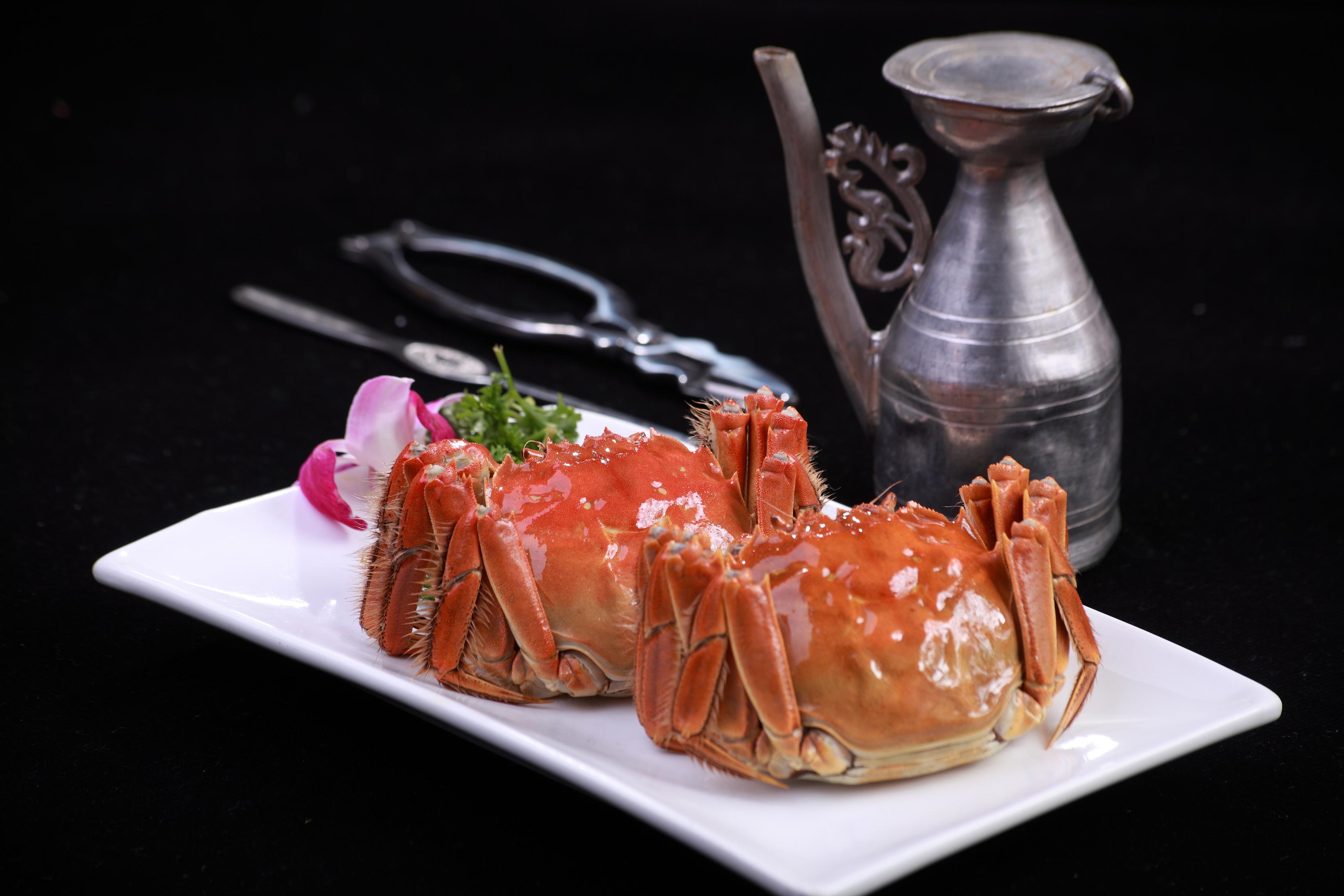 秋の上海蟹を楽しむスペシャルな一週間!『王寶和酒家 上海蟹 ...
