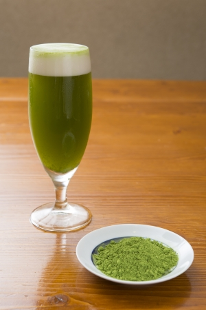京都宇治の老舗『都茶寮』の茶葉を使用した「抹茶ビール」