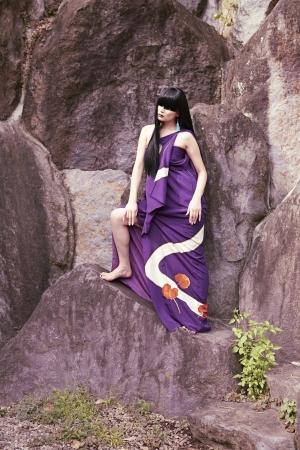 ORIGAMI DRESS by yuha.