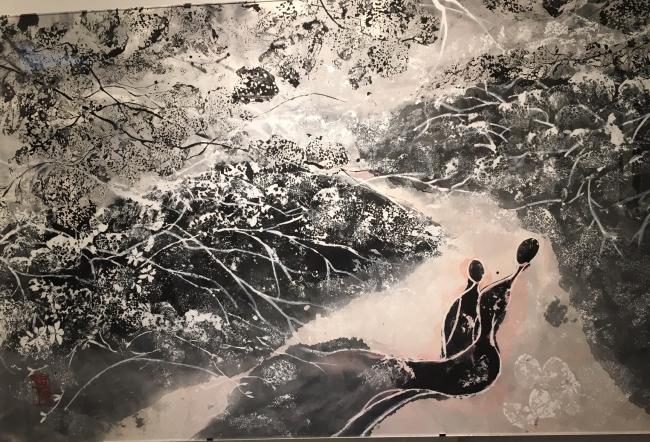 上野 黄陽