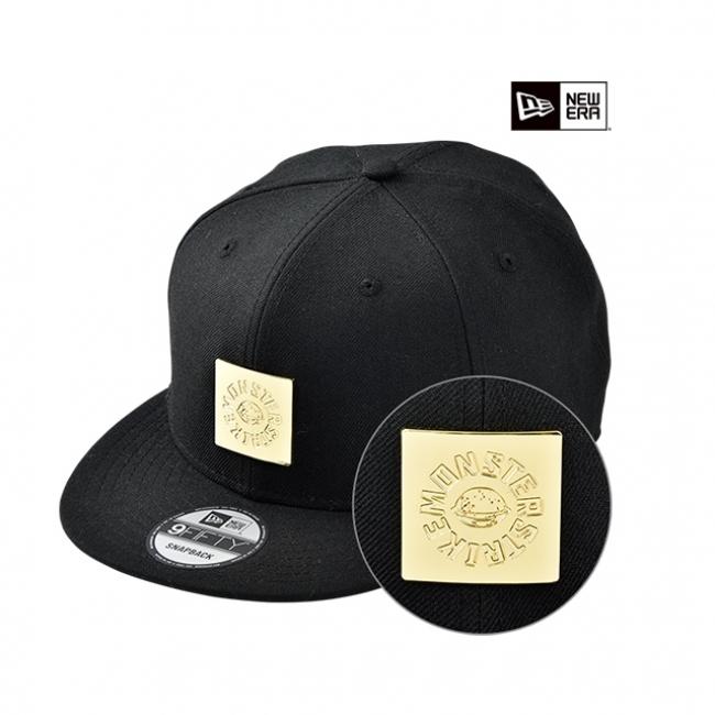 NEW ERA × MONSTER STRIKE CAP 金の種