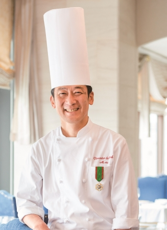 リーガロイヤルホテルグループ 統括総料理長 太田 昌利