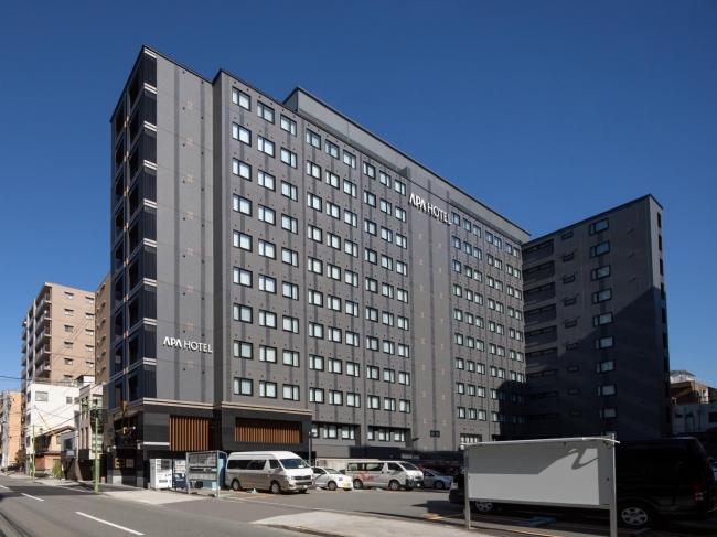 アパホテル〈京都駅東〉外観