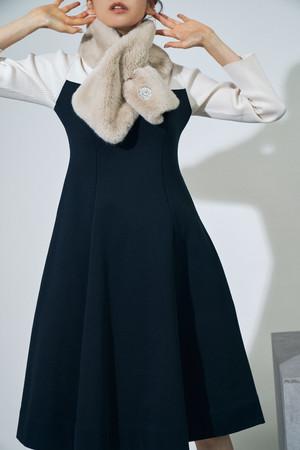 dress ¥21,000+tax