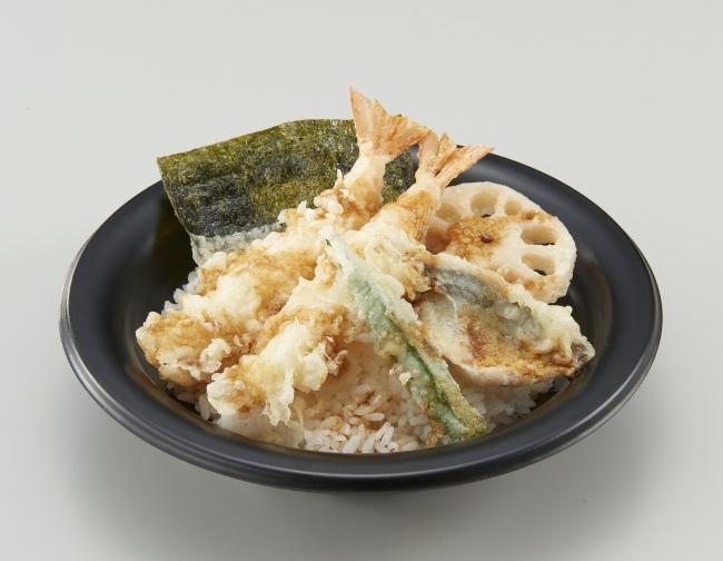 ■天丼 598円(+税) → 399円(+税)