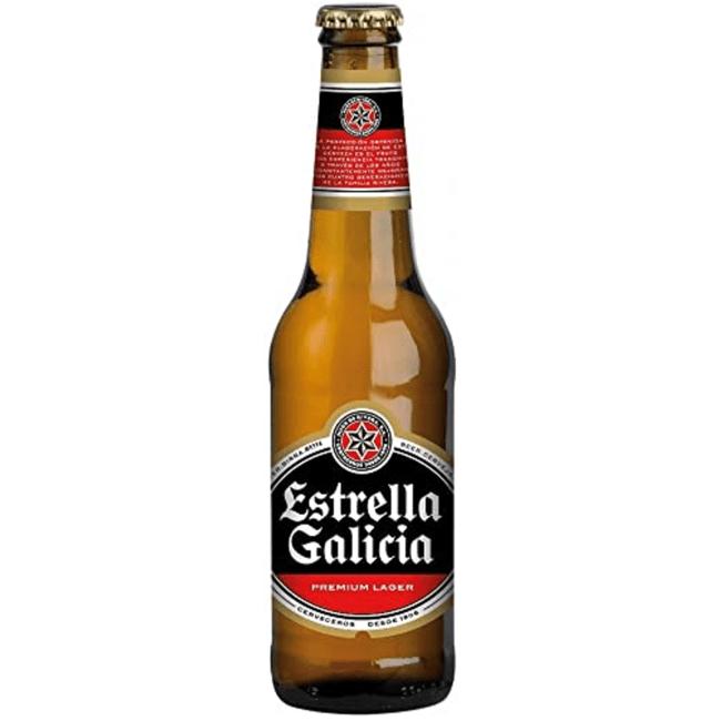 エストレーリャ・ガリシア セルベサ・エスペシアル