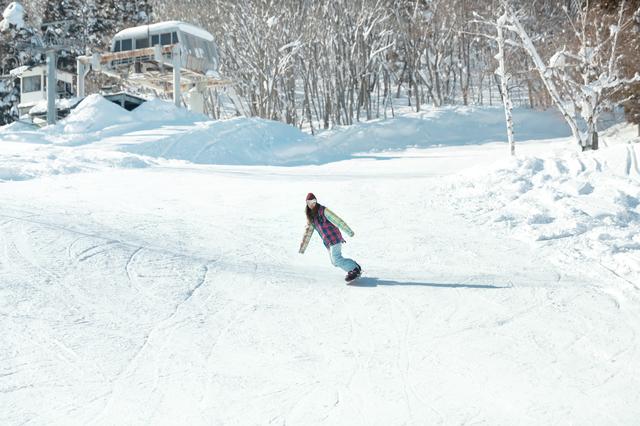 山形県 スノーボードイメージ
