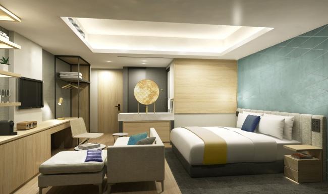 『ニッコースタイル名古屋』客室イメージ