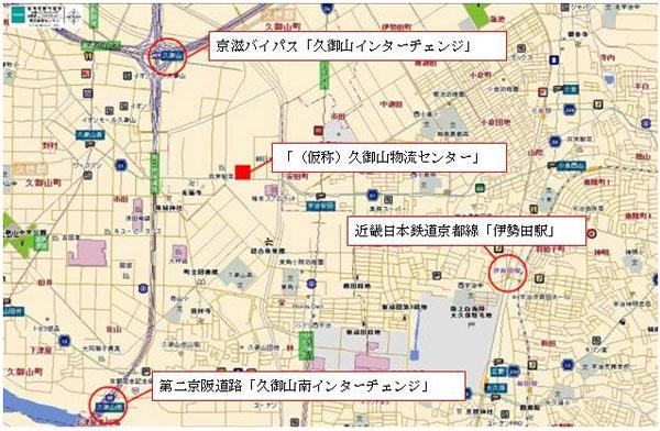 【周辺地図】