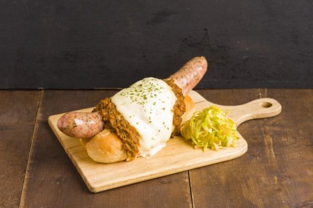 ジャンボフランク スパイシーチーズドッグ