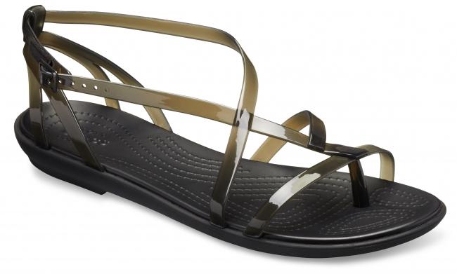 crocs isabella gladiator sandal w