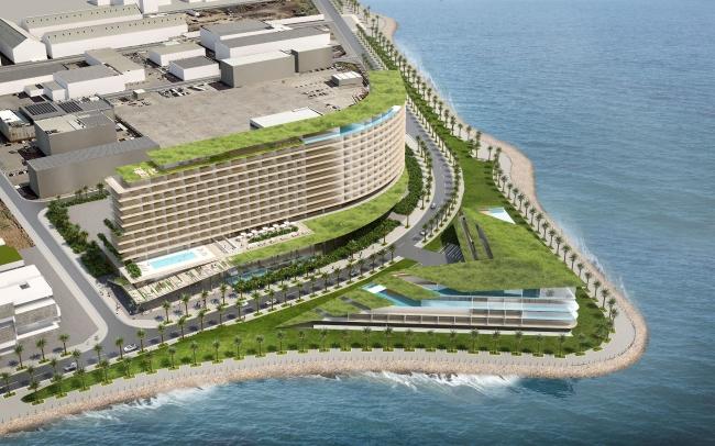 インターコンチネンタル沖縄美らSUNリゾート外観イメージ