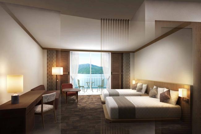 富士山ビューツインルーム イメージ