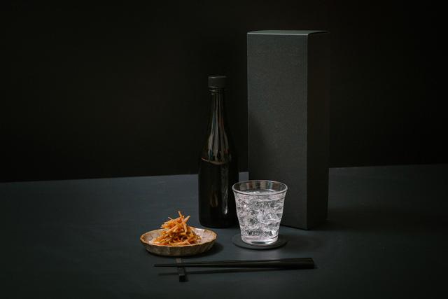2021年4月完成予定の焼酎「新富」