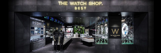 THE WATCH SHOP.ららぽーとEXPOCITY