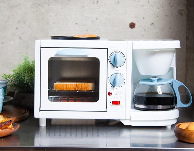 早晨不再手忙腳亂!Hirokitchen「三合一烤箱」給你最美味、最便宜的早餐SET!日本必買家電 人氣家電 @ 日本必 ...