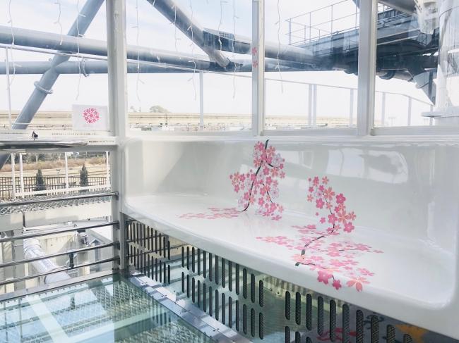 「OSAKA WHEEL 桜ゴンドラ」の画像検索結果