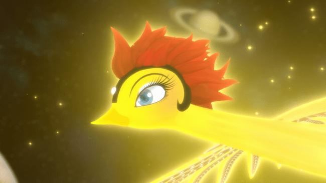 道後温泉に伝わる神話時代から現代までの伝説や物語をテーマに、名作「火の鳥」の新たな物語、「火の鳥 道後温泉編」が誕生。